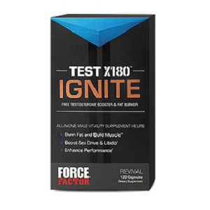 Test X180 Ignite